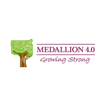 Medallion 4.0 Logo